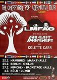 LMFAO Cherrytree Pop 2012 - Original Konzertposter,