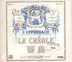 Offenbach: La Creole (Bourg)