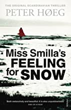 MISS SMILLA'S FEELING FOR SNOW (HARVILL PANTHER S.) by PETER HOEG (1996-01-01)