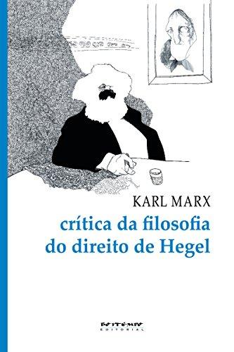 Crítica da filosofia do direito de Hegel (Coleção Marx e Engels)