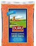 Duru Turco Rojo Split Lentejas Yerli Kirmizi Mercimek 2.5kg de Reino Unido