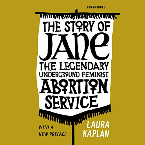 The Story of Jane audiobook cover art
