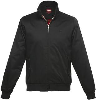 merc London Men's Harrington Navy Casual Jacket
