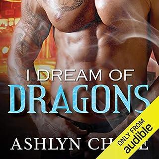 I Dream of Dragons audiobook cover art