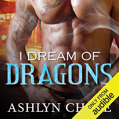I Dream of Dragons audiobook cover art
