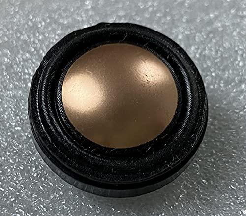 Wnuanjun 1 STÜCK HiFi 1 Zoll Mini-Lautsprecher-Einheit 4Ohm 5w-Hochtöner-Lautsprecher für Home Audio DIY Gold Titan-Film