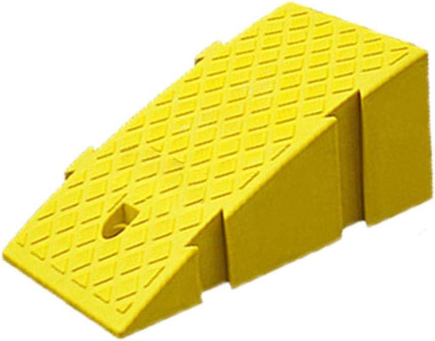 Kit di rampe in plastica portatile e resistente per soglia e soglia in plastica per auto myonly altezza 16 cm moto