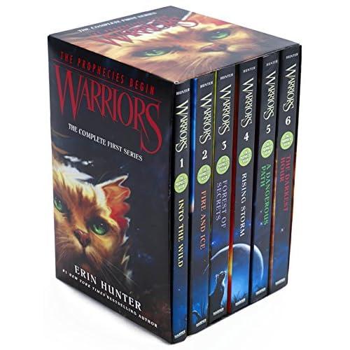 Warrior Cats: Amazon.co.uk