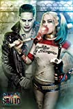 Laminiert Suicide Squad Joker and Harley Quinn Maxi Poster