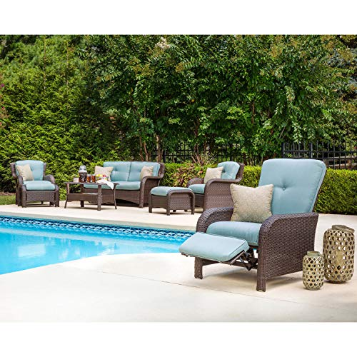 Hanover Outdoor Strathmere Luxury Recliner