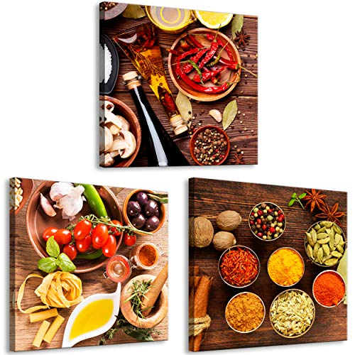 decomonkey -   Bilder Küche 60x20