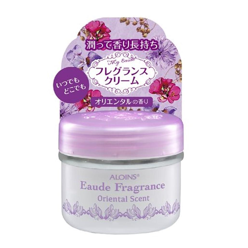デンマーク決して適度なアロインス オーデフレグランス オリエンタルの香り 35g