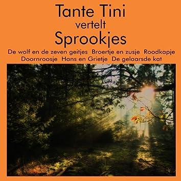 Tante Tini Vertelt Sprookjes