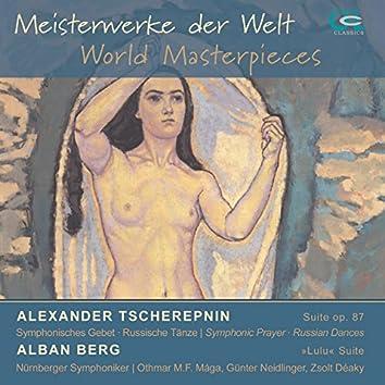 Tscherepnin & Berg: Meisterwerke der Welt