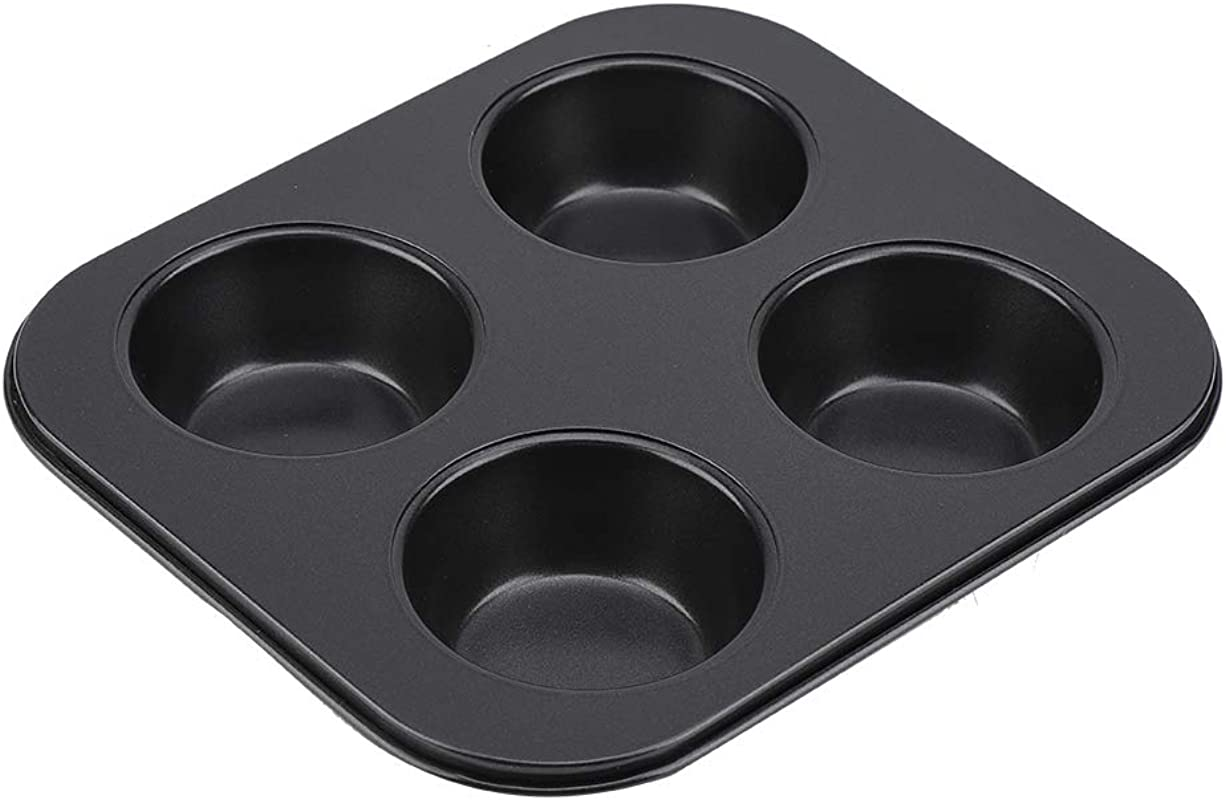 Baking Pan Carbon Steel Non Sticky Cake Muffin Mold Egg Tart 4