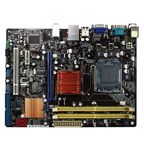 WSDSB Micro ATX Mainboard Fit para Asus P5KPL-AM SE G31 Socket LGA Fit para 775 Core Pentium Celeron DDR2 4G U ATX Mainboard G41 Gaming Motherboard