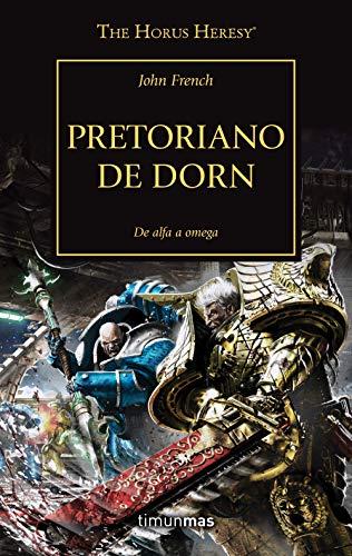 Pretoriano de Dorn nº 39/54 (La Herejía de Horus)