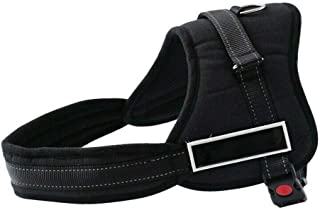 No Pull Dog Vest Harness - Dog Body Padded Vest - Comfort Control for Large Dogs in Training Walking - No More Pulling, Tu...