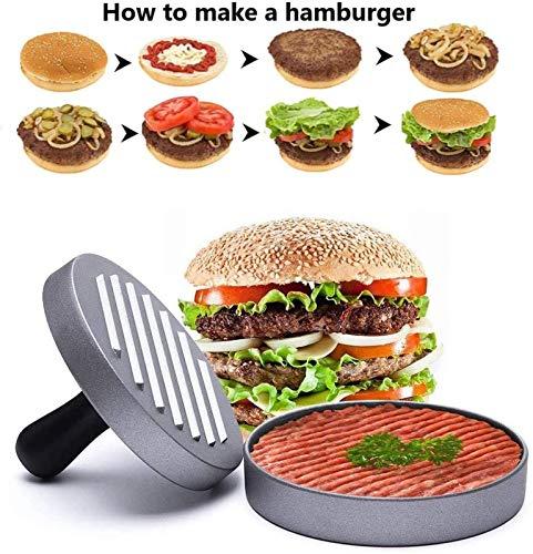 Hepaz -   Burgerpresse mit