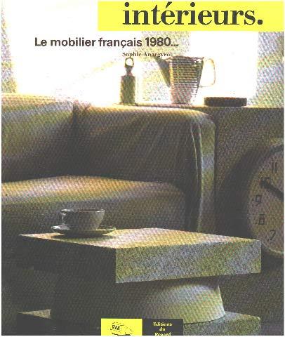 Interieurs : Le Mobilier...