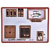 Surebuy Máquina probador de Cuarzo Medida de batería fácil de Usar, para reemplazo de batería, para relojero