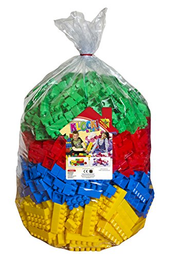 Best Deals! Tupiko KL-4 640 Piece Building Blocks, 28 mm, Multi-Color