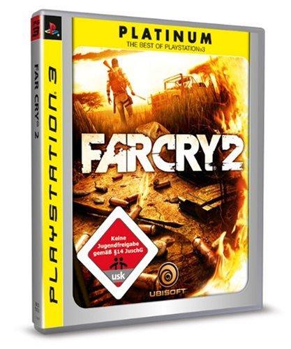 Ubisoft Far Cry 2 Platinum - Juego (PlayStation 3, Shooter, M (Maduro))