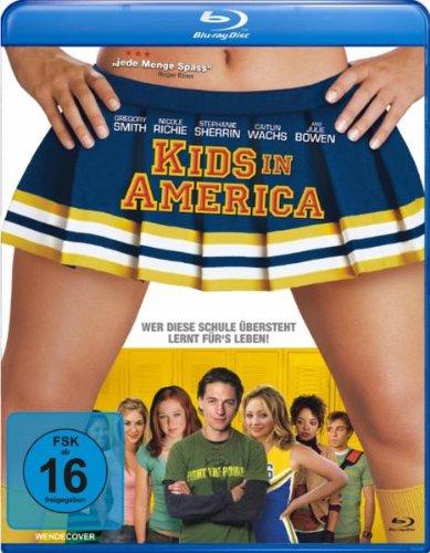 Kids in America BD [Alemania] [Blu-ray]