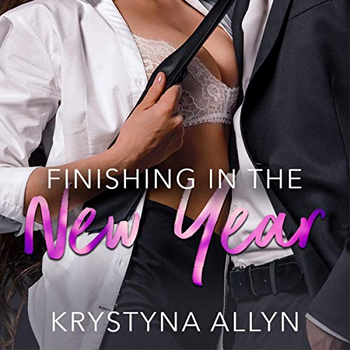 Finishing in the New Year cover art