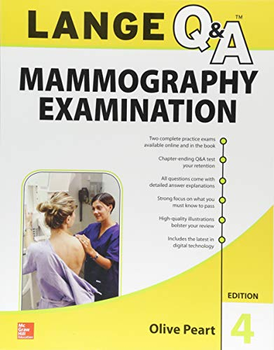Download LANGE Q&A: Mammography Examination, 4th Edition 1259859436