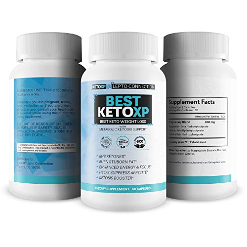 Best Keto XP - Best Keto Weight Loss - Bhb Keto Accelerator for Faster Ketosis and Faster Fat Burn - Best Keto Pills That Work for Weight Loss - Best Keto Pills for Women Weight Loss 3