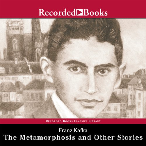 The Metamorphosis and Other Stories audiobook cover art