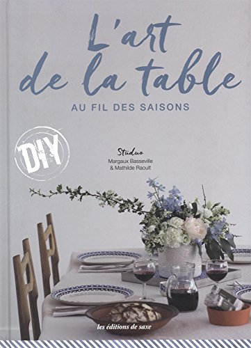 L'art de la table au fil des sai...