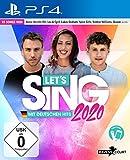 Let's Sing 2020 mit deutschen Hits [Playstation 4]