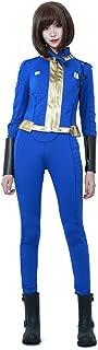 Women's Sole Survivor Nora Cosplay Two-Piece Costume Jacket Pants