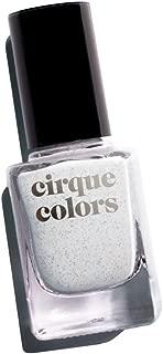 Cirque Colors Speckled Nail Polish - Hatch - White - 0.37 fl. oz. (11 ml) - Vegan, Cruelty-Free, Non-Toxic Formula