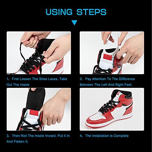 JINYJIA Punteras para botas y zapatos