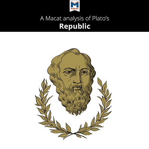 A Macat Analysis of Plato's Republic Titelbild