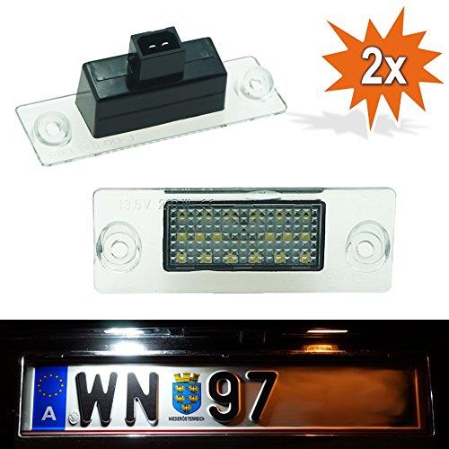 Do!LED C09 LED SMD Kennzeichenbeleuchtung eintragungsfrei