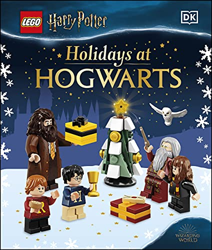 LEGO Harry Potter Holidays at Hogwarts: With LEGO Harry Potter minifigure in Yule Ball robes (English Edition)