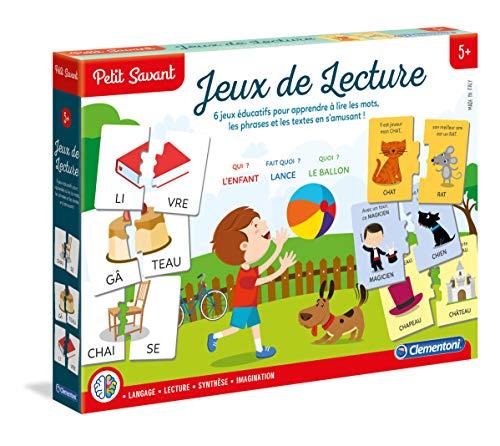 Clementoni - 625505 - Jeu Educatif - Jeux De Lecture - 5 à 7 ans