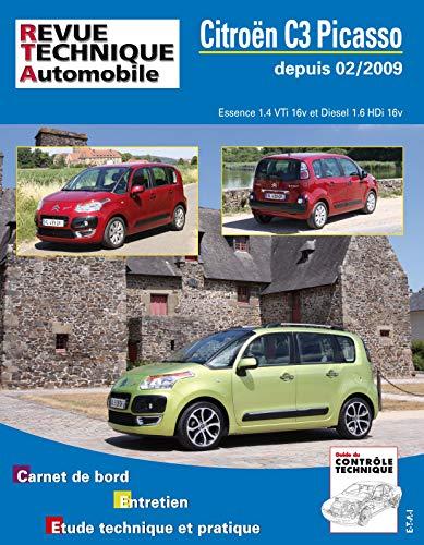 Citroën C3 Picasso - depuis 02-2009