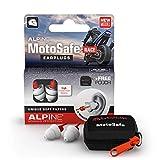 Alpine MotoSafe Race Bouchons d'oreilles : protections auditives pour la moto - LA référence de...