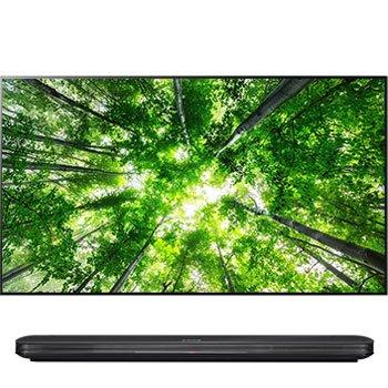 Lg OLED65W8PLA LG Smart WebOS, Alpha 9 Intelligent Processor + HDR 10 + HLG + DOLBY VISION/ATMOS + T