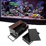 Meiyya Power Fish Tank Filter, Filtro para Tanque de Peces Bomba de Agua de Tanque de Peces Filtro de Tanque de Peces para Proporciona un filtrado silencioso de múltiples etapas para facilitar el