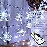 BrizLabs Snowflake Christmas...image