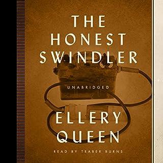The Honest Swindler cover art