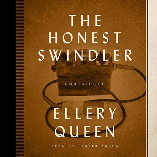 The Honest Swindler audiobook cover art