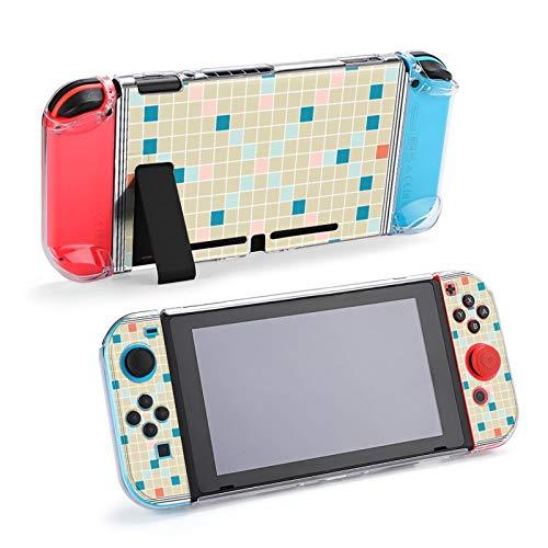 Juego de Mesa Erudición Educativa Accesorios Protectores Funda para Nintendo Switch, Funda...