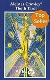Original Aleister Thoth Tarot. 78 Karten: Mit Beiheft: Eine Beschreibung von Aleister Crowley, mit e. Vorw. v. Hymenaeus Beta, 50 S